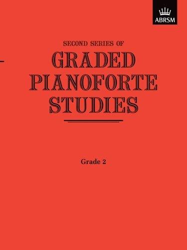 9781854720733: Graded Pianoforte Studies, Second Series, Grade 2 (Graded Pianoforte Studies (ABRSM))