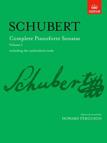 9781854721358: Complete Pianoforte Sonatas, Volume I: including the unfinished works