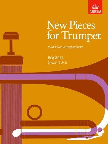 9781854721679: New Pieces for Trumpet, Book II: (grades 5-6) (Bk. 2)