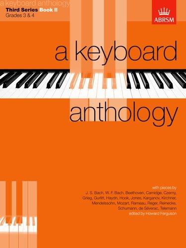 9781854722164: A Keyboard Anthology, Third Series, Book II (Keyboard Anthologies (ABRSM)) (Bk. 2)