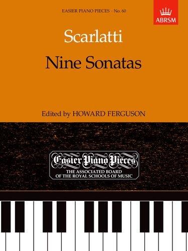 9781854723499: Nine Sonatas: Easier Piano Pieces 60 (Easier Piano Pieces (ABRSM))