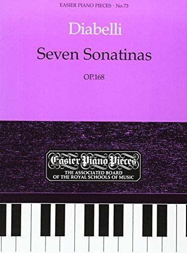 Seven Sonatinas, Op.168: Easier Piano Pieces 73