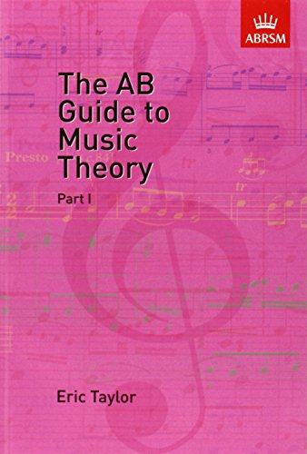 9781854724465: The AB Guide to Music Theory, Part I: Pt. 1
