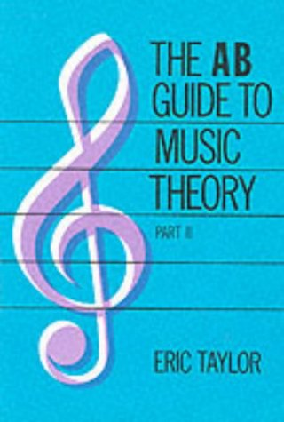 9781854724472: The AB Guide to Music Theory Part 2