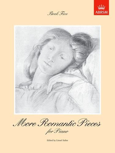 9781854724540: More Romantic Pieces for Piano Book 5