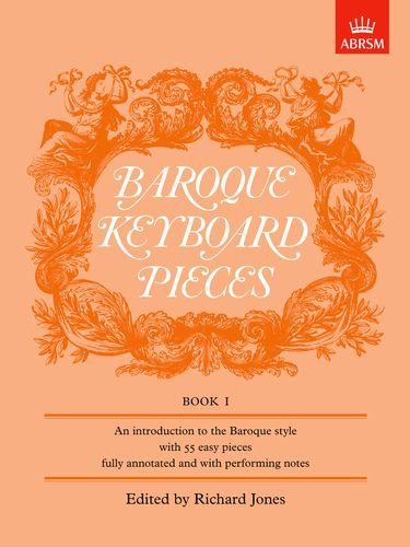 9781854724588: Baroque Keyboard Pieces, Book I (easy) (Baroque Keyboard Pieces (ABRSM)) (Bk. 1)