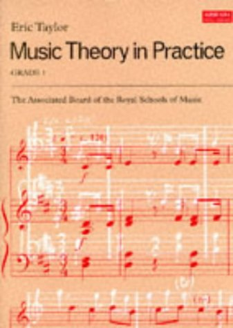 9781854724908: Music Theory In Practice Grade 1