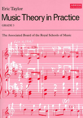 9781854724922: Music Theory in Practice: Grade 3