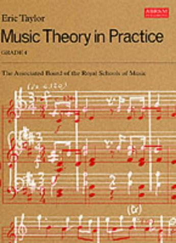 9781854724939: Music Theory in Practice: Grade 4