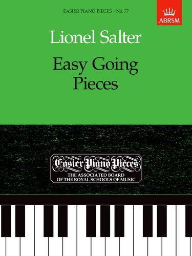 9781854725059: Easy Going Pieces: Easier Piano Pieces 77 (Easier Piano Pieces (ABRSM))