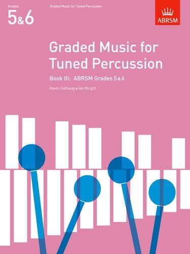 9781854725110: Graded Music for Tuned Percussion, Book III: (Grades 5-6)