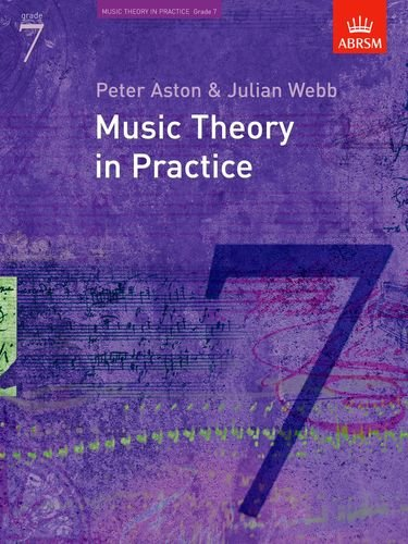 9781854725929: Music Theory in Practice, Grade 7 (Music Theory in Practice (ABRSM))