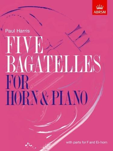 Five Bagatelles for Horn