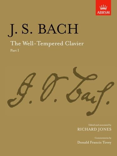 9781854726544: The Well-Tempered Clavier, Part I: [paper cover] (Signature Series (ABRSM)) (Pt. 1)