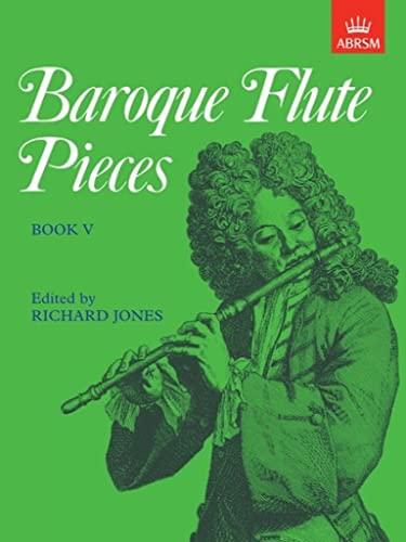 9781854727145: Baroque Flute Pieces, Book V