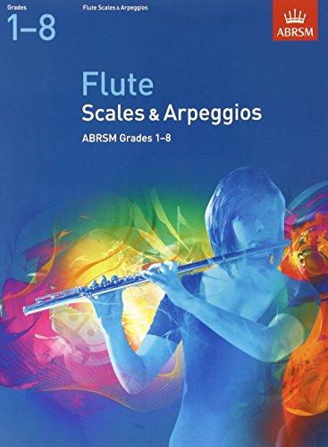 9781854728166: Flute Scales & Arpeggios, ABRSM Grades 1-8 (ABRSM Scales & Arpeggios)