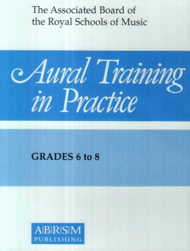 9781854728241: Aural Training in Practice, Book III, Grades 6-8 Cassette: accompanying double cassette: Grade 6-8 Bk. 3 (Aural Training in Practice (ABRSM))
