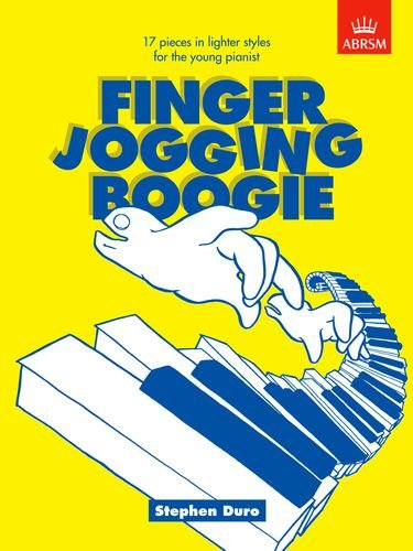 9781854728593: Finger Jogging Boogie: 17 pieces in lighter styles for the young pianist (Finger Jogging Boogie (ABRSM))