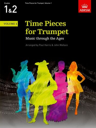 9781854728630: Time Pieces for Trumpet, Volume 1: Music through the Ages in 3 Volumes