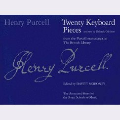9781854728692: Twenty Keyboard Pieces and One by Orlando Gibbons: From the Purcell Manuscript in the British Library (Signature)