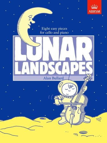 Lunar Landscapes: Bullard Alan (Composer)