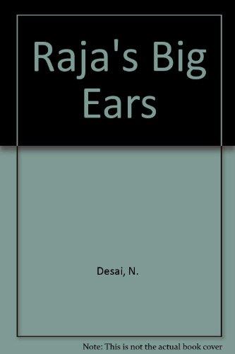 9781854740700: Raja's Big Ears (English and Gujarati Edition)