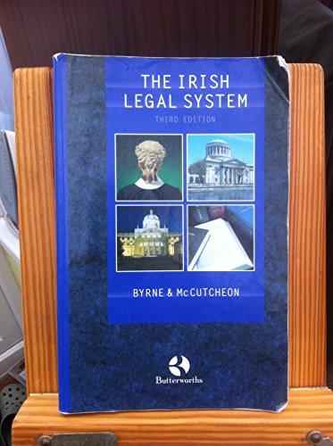 Irish Legal System: Byrne, Raymond, McCutcheon,