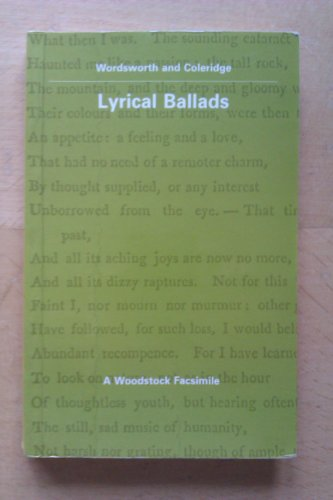 9781854771247: Lyrical Ballads (Revolution & Romanticism, 1789-1834)