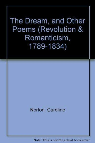9781854772404: The Dream, and Other Poems: 1840 (Revolution and Romanticism, 1789-1834)