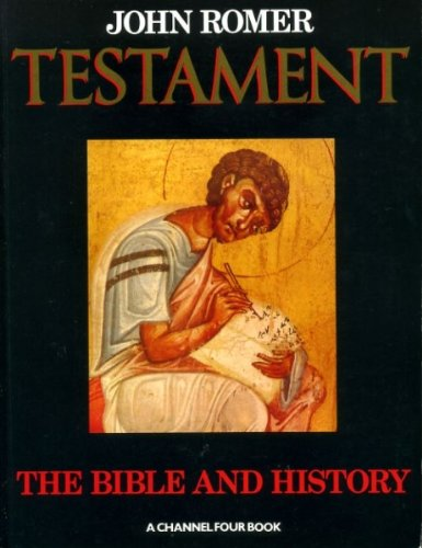 9781854790057: Testament: Bible and History