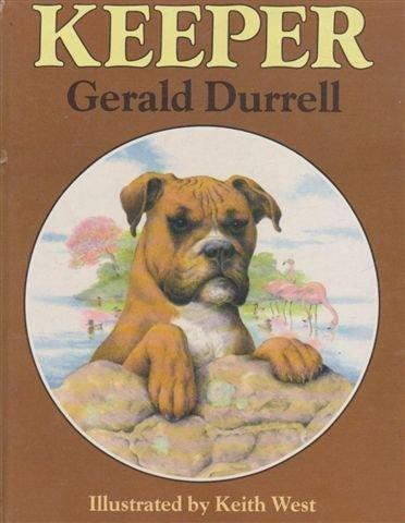 Keeper: Gerald Durrell