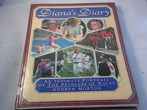 9781854790774: Diana's Diary: An Intimate Portrait of the Princess of Wales
