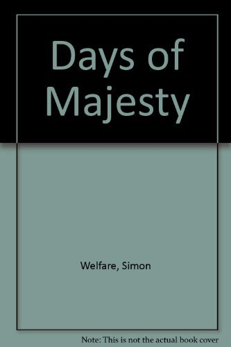 9781854791085: Days of Majesty