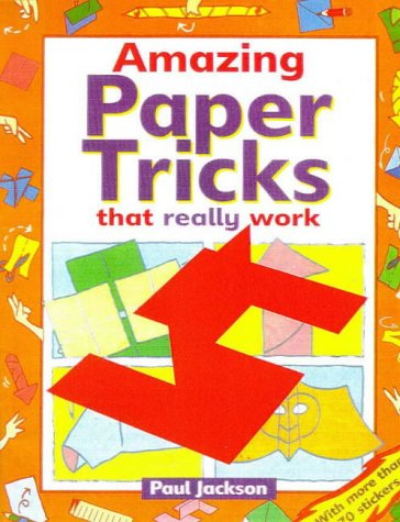 9781854793881: Amazing Paper Tricks