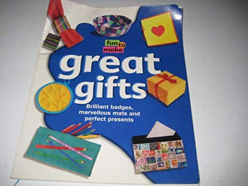 9781854794734: Great Gifts