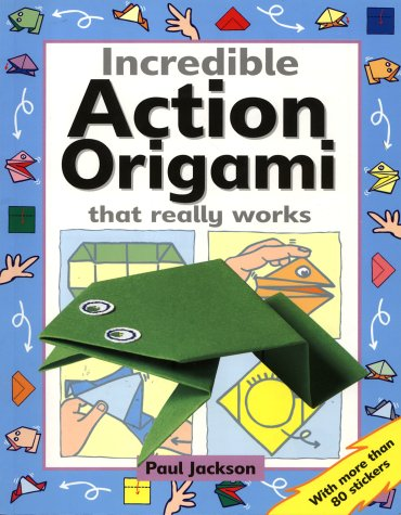 9781854795304: Action Origami