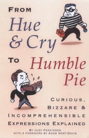 From Hue and Cry to Humble Pie: Parkinson, Judy