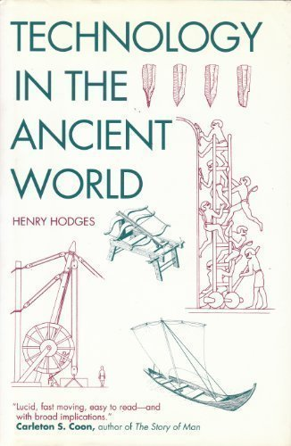 9781854796042: Technology in the Ancient World
