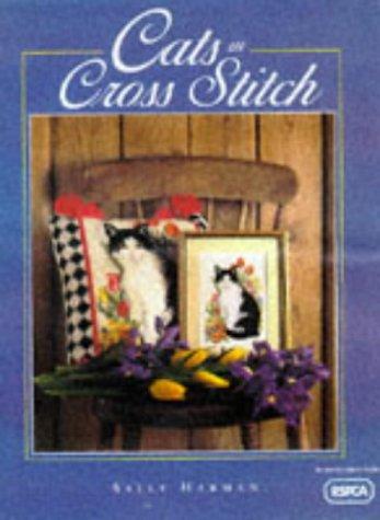 9781854796196: Cats in Cross Stitch