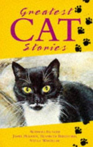 9781854796998: GREATEST CAT STORIES