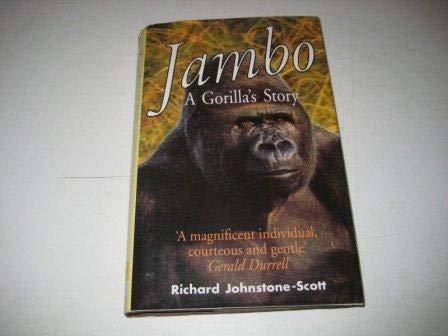 9781854797018: Jambo: A Gorilla's Story
