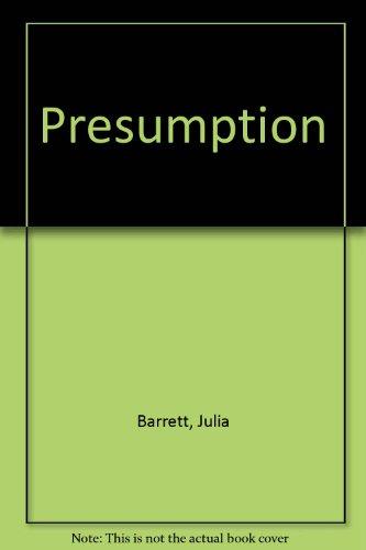 9781854797056: Presumption