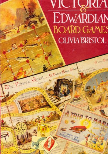 9781854797131: Victorian and Edwardian Board Games