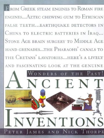 9781854797773: Ancient Inventions (Wonders of the past!)