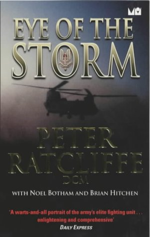 9781854798213: Eye of the Storm: 25 Years in Action with the SAS