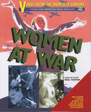 9781854798572: Voices from the Twentieth Century: Women at War
