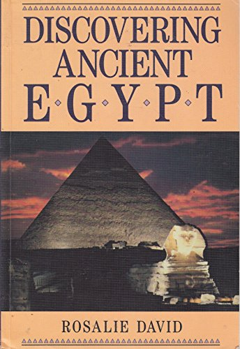 9781854799470: Discovering Ancient Egypt