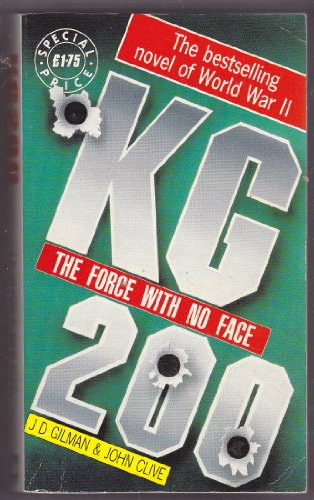 9781854810151: KG 200: The Force with No Face