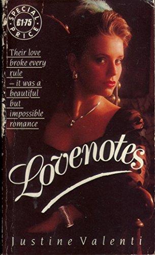 Lovenotes: Justine Valenti