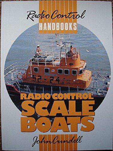 9781854860217: Radio Control Scale Boats (Radio Control Handbooks)